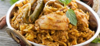 Basmati Rice Chicken Biryani Recipe