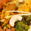 Kashmiri Vegetable Biryani