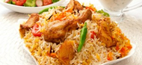 Kerala Chicken Biryani Recipe