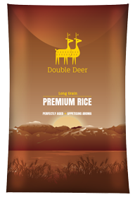 Double Deer - Premium Long Grain Rice
