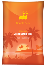 Double Deer - Zeera Samba Rice