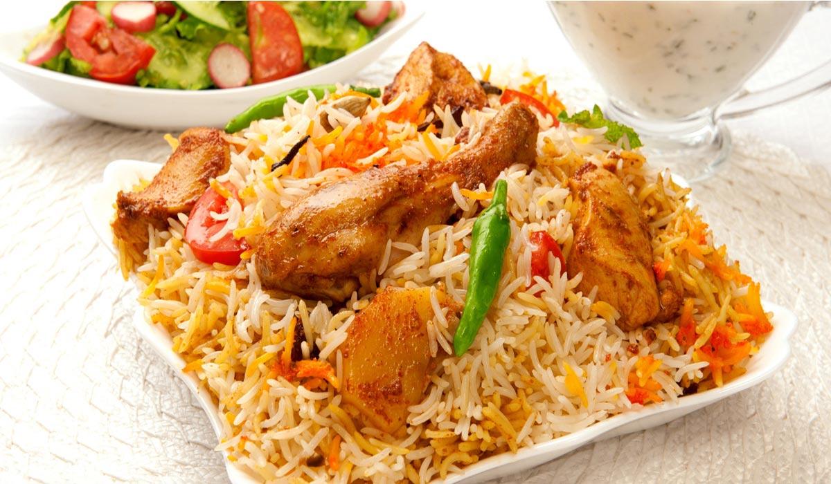 Kerala Style Chicken Biryani Recipe | Double Deer Basmati Rice