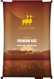 Double Deer - Premium Long Grain Rice