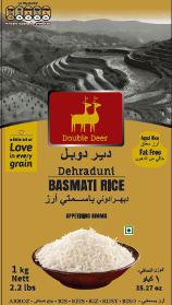Double Deer -  Basmati Rice